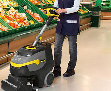 Floor Scrubbers/ Scrubber Dryers