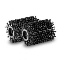 Roller brushes stone surfaces for PCL 4