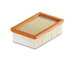 Flat pleated filter for WD4 & WD5 & WD6