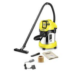Multi-purpose vacuum cleaner WD3 Battery Premium Set