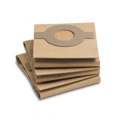 3x Paper filter bag for FP 303