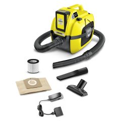 Multi-purpose vacuum cleaner WD1 Compact Battery Set