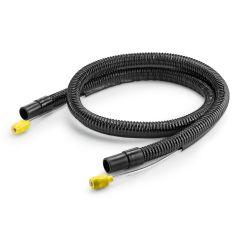 Spray/suction hose, 2.5 m For Puzzi 10&8